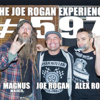 #597 - Magnus Walker & Alex Ross