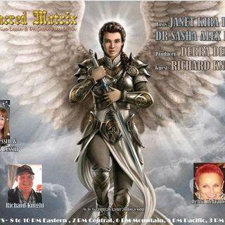 Richard Knight Part IV ~ 01/24/21 ~ Sacred Matrix ~ Host Janet Kira Lessin