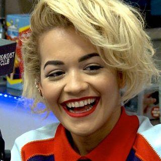Rita Ora Interview