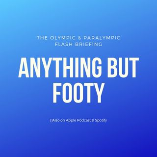 Anything but Footy: World Athletics & World Gymnastics Championships
