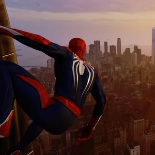 WHATCHA PLAYING: Marvel's Spider-Man