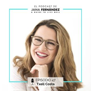 Working Happy, con Txell Costa