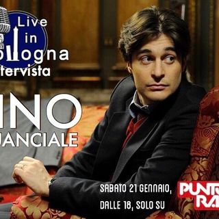 Intervista a Lino Guanciale (21/01/2017)