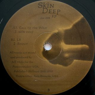 Jeff Mills - Skin Deep