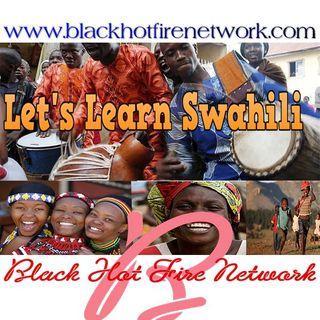 Swahili lesson 7 PT 2