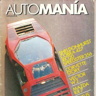 Capítulo 8 - Hablamos de coches parte 1