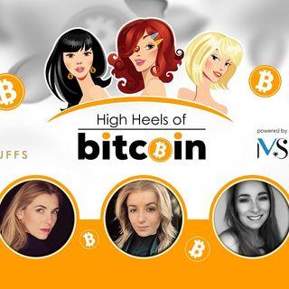 High Heels of Bitcoin - Invest Cuffs Edition 2021 | Mir, Molly, Anastasiya