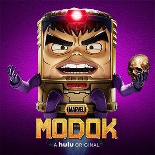 TV Party Tonight: Marvel's M.O.D.O.K. (season 1)