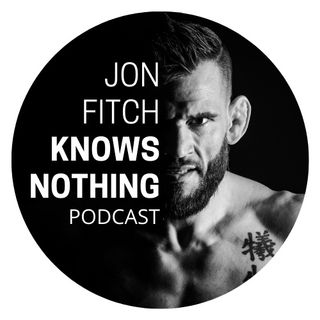 Jon Fitch Knows Nothing: Guest Author Corey Copella