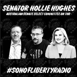 #sonoflibertyradio - Senator Hollie Hughes