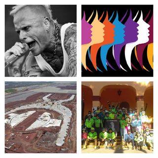 Muerte de Keith Flint, Rehabilitación Lago de Texcoco, Día Internacional de la Mujer, Bici Rebeldes 3er Aniversario, Fobia - Pastel.