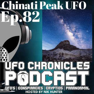 Ep.82 Chinati Peak UFO