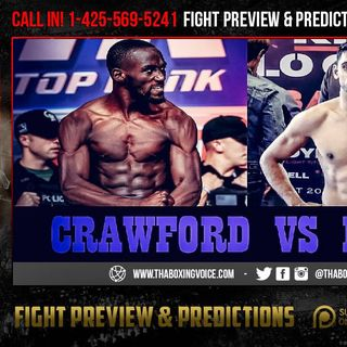 ☎️Terence Crawford vs Amir Khan Media Conference Call💯 w/Bob Arum🥊