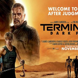 Damn You Hollywood: Terminator - Dark Fate