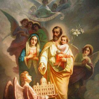 March 19, 2020: St. Joseph-Man of Faith