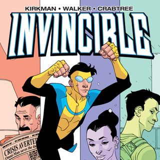 Syndicated Source Material 069 - Invincible vol. 1