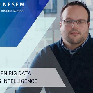 Master en Big Data y Business Intelligence. Data Science