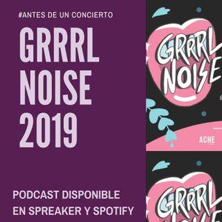 Grrrl Noise Segunda Edición