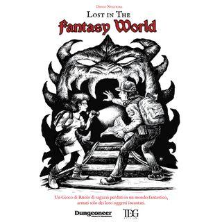 Recensione GdR: Lost in the Fantasy World