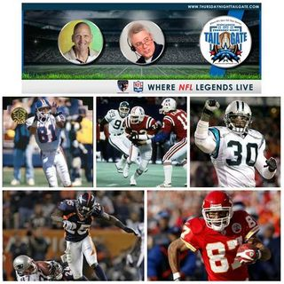 Mike Pritchard, Tony Collins, Mike Minter, & Eddie Kennison Join Us...