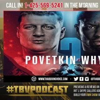 ☎️Whyte: I Land Properly I Can Destroy Somebody🟢WBC 'Better F---ing Acknowledge' Me As Mandatory❗️