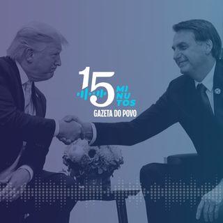 Bolsonaro, Trump e as bases do acordo de livre comércio entre Brasil e EUA