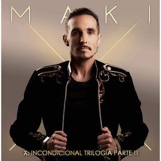 Entrevista a Maki - Celebrando sus 10 discos en el mercado