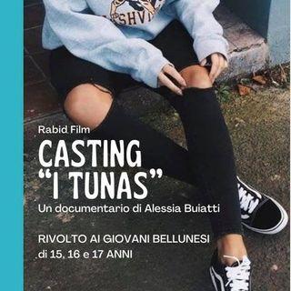 CASTING 29, 30 giugno a Belluno!