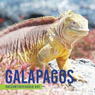 #41_st2 Viaggiare alle Galapagos. Con Giulia Raciti