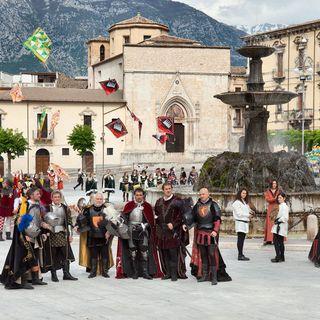 70 - La Giostra cavalleresca di Sulmona