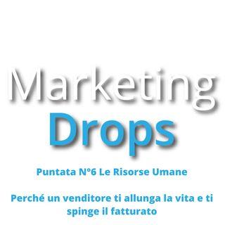 Marketing Drops Puntata 6 del 14_01_2021