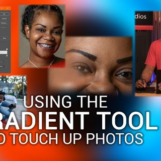 Hands-On Photography 21: How To Use the Gradient Tool In Photoshop