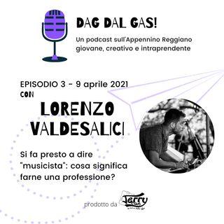 3. Giovani musicisti - Lorenzo Valdesalici