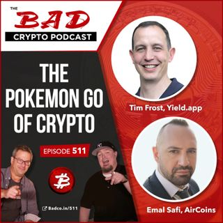Aircoins: The Pokemon Go of Crypto