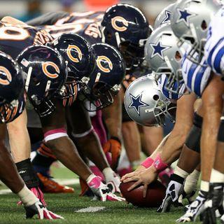 Dallas Cowboys Vs Chicago Bears Ep.6