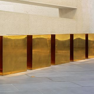 Untitled (Six boxes) | Donald Judd (ITA)