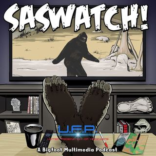 Saswatch: A Bigfoot Multimedia Podcast