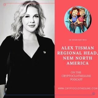 Alex Tinsman - Regional Head, NEM North America