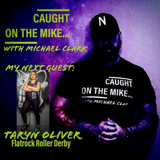 Episode 17- Derby, Cats, and Nerd Sh*T with Taryn Oliver