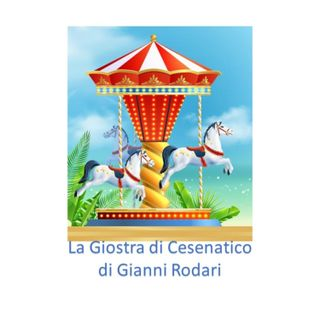 La Giostra di Cesenatico di Gianni Rodari