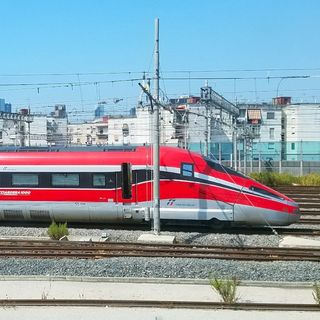 Roundabouts, rails, and regional jets