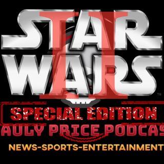 Episode 39: STAR WARS EDITION II Co Host Tornado Chicken