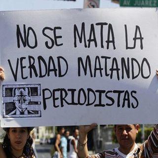 E regreso de America Latina - Veracruz el infierno dei giornalisti