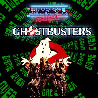 Ghostbusters (Commodore 64 - Apple II - MSX - Amstrad CPC)