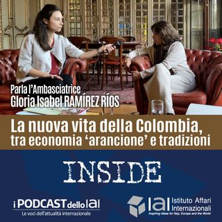 Donne e Diplomazia - Gloria Isabel Ramírez Ríos