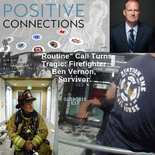 "Firefighter/Paramedic Ben Vernon: ""Routine"" Call Turns Tragic: Survival and Stigma."