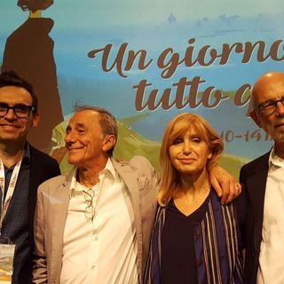 Tutto Qui - lunedì 14 maggio - Bilancio finale del Salone del libro e allerta gialla in Piemonte