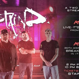 Madness To Creation Podcast Ep. 37: Minutes of Creative Madness: Staind