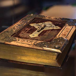 Catholic Bible Study (Lesson 5) Prt. I