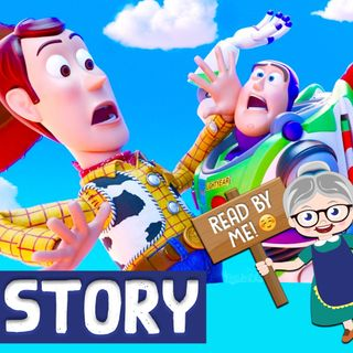 Toy Story - Woody's Mission